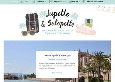 Jupette & Salopette
