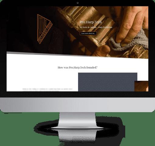 Pro.Harp.Tech, version bureau