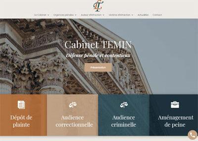 Cabinet TEMIN